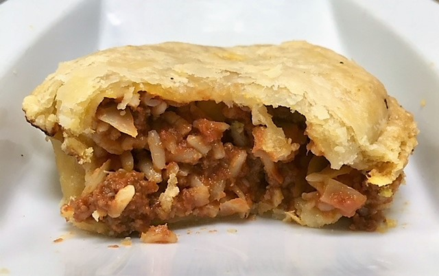 Cabbage Roll Pie