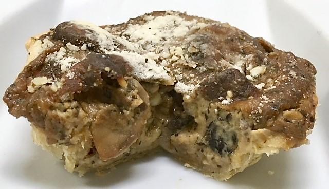 Herbed Mushroom