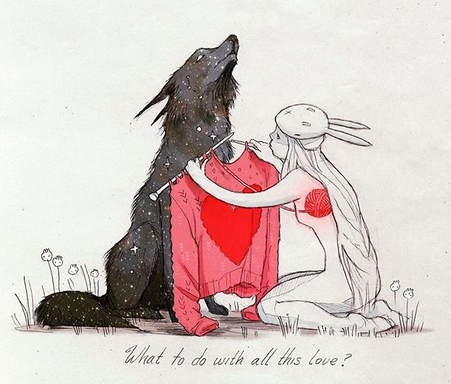 Some days I wonder?? #love #loveisallyouneed