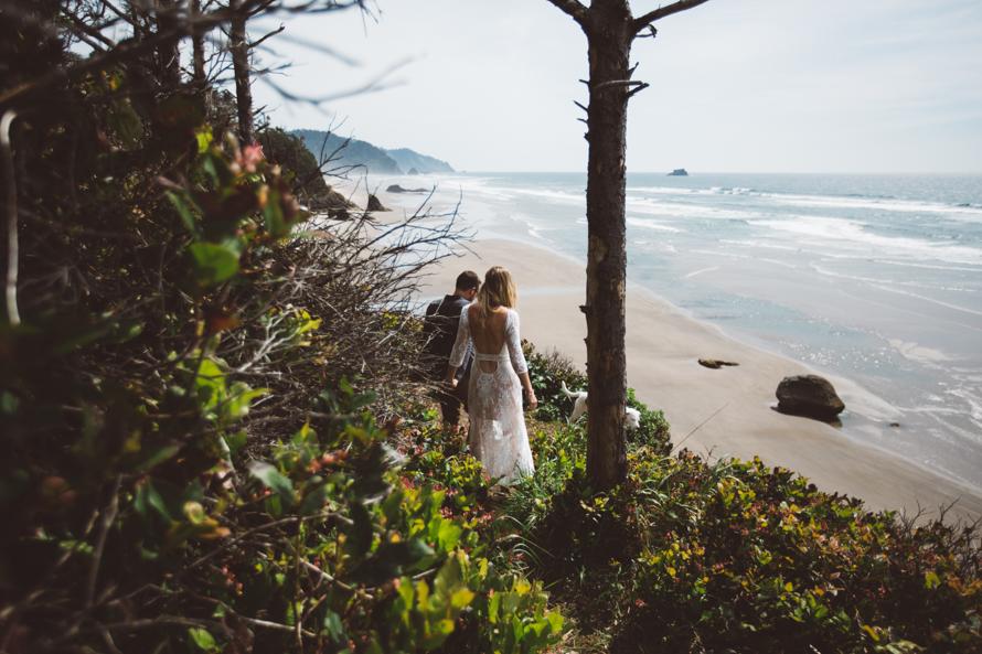 Oregon Coast Engagement Photos-1