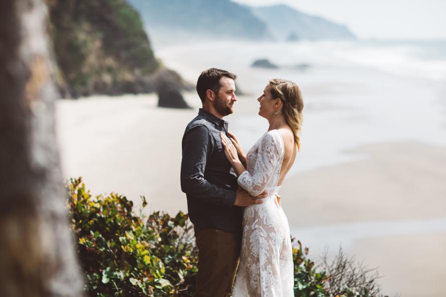 Oregon Coast Engagement Photos-2