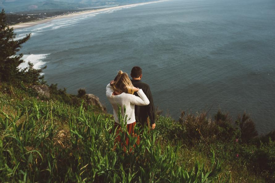 Oregon Coast Engagement Photos-22