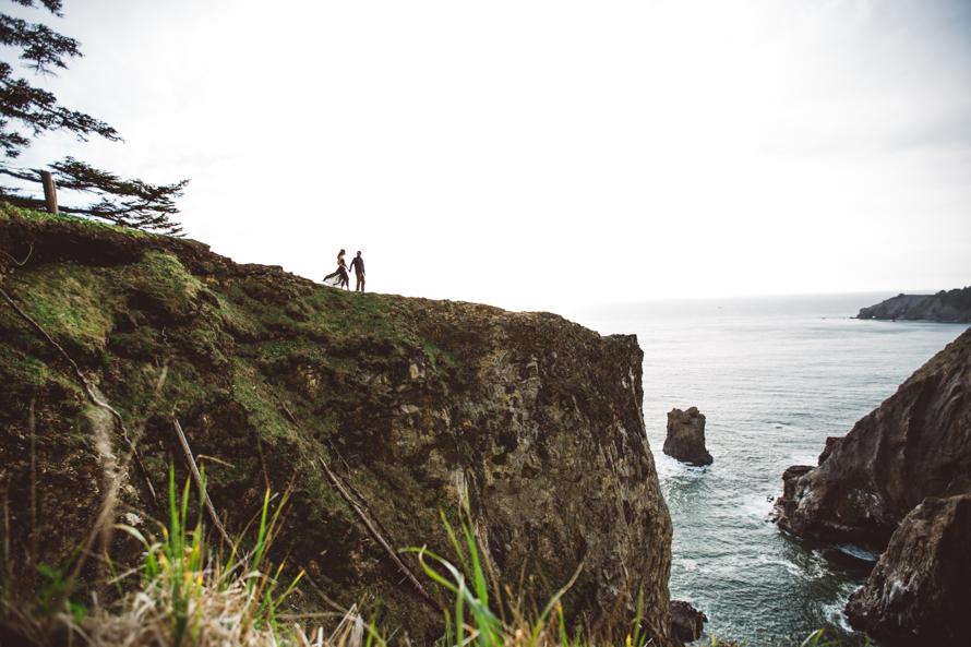 Oregon Coast Engagement Photos-39