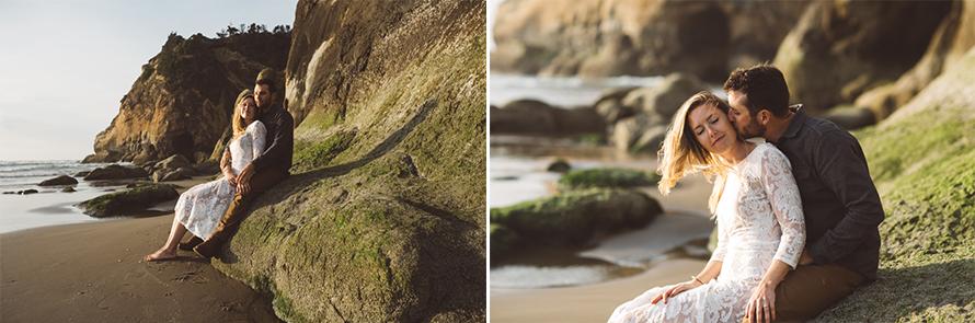 Oregon Coast Engagement Photos-56