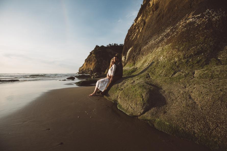 Oregon Coast Engagement Photos-59