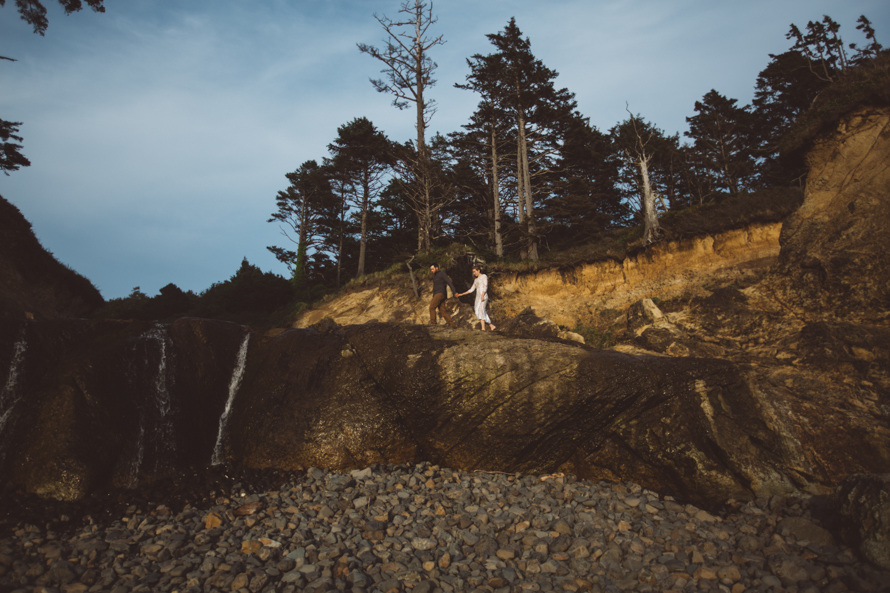 Oregon Coast Engagement Photos-65