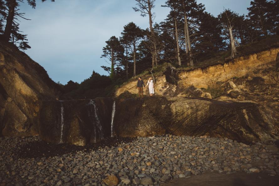 Oregon Coast Engagement Photos-66