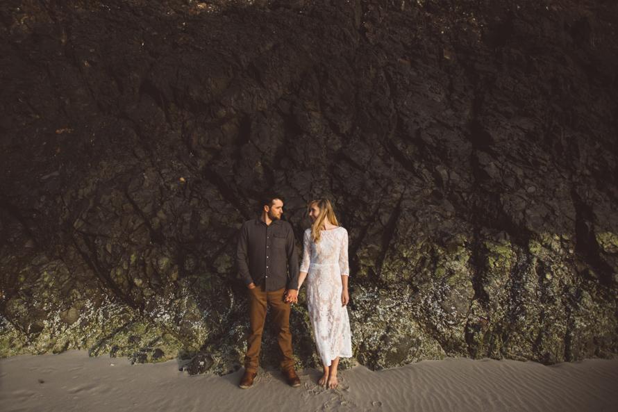 Oregon Coast Engagement Photos-76