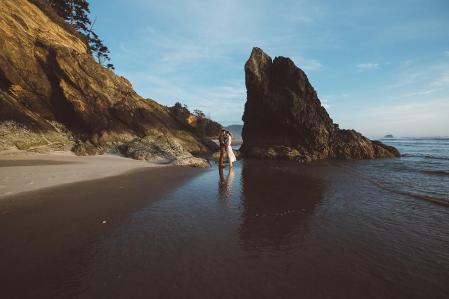 Oregon Coast Engagement Photos-84