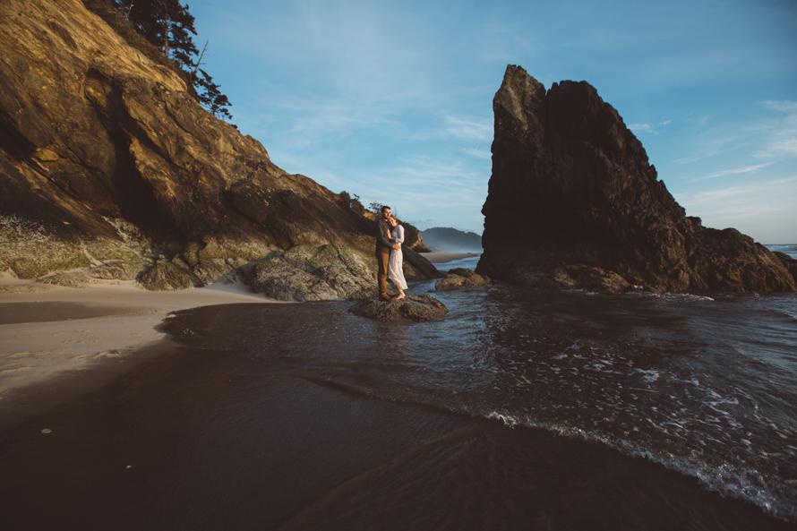 Oregon Coast Engagement Photos-88