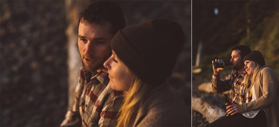 Oregon Coast Engagement Photos-93