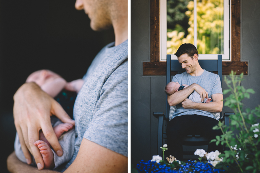 Lake Oswego Newborn Photos-16
