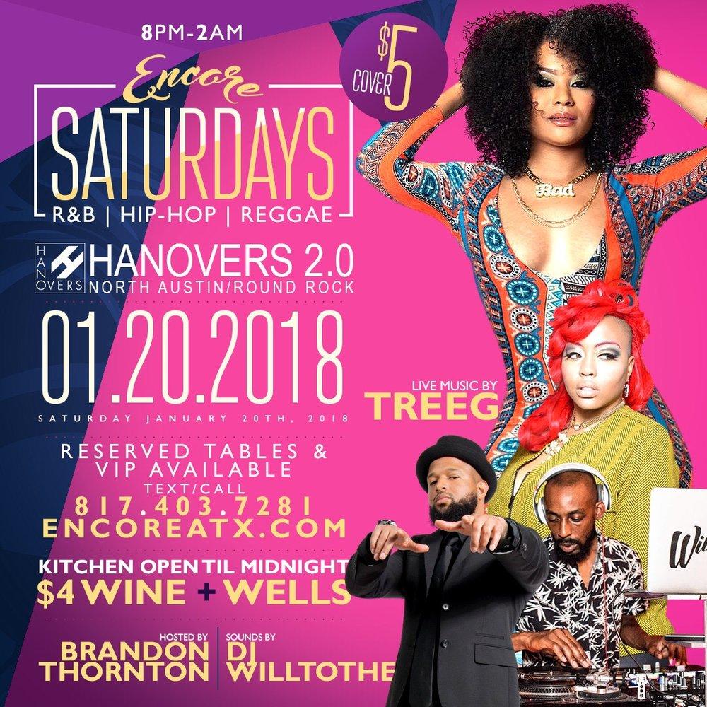 Jan 20 2018 Encore Saturdays.JPG