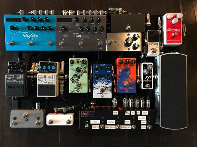 Killer board! Loved this build! Thanks @jbmeding for letting us work on it!