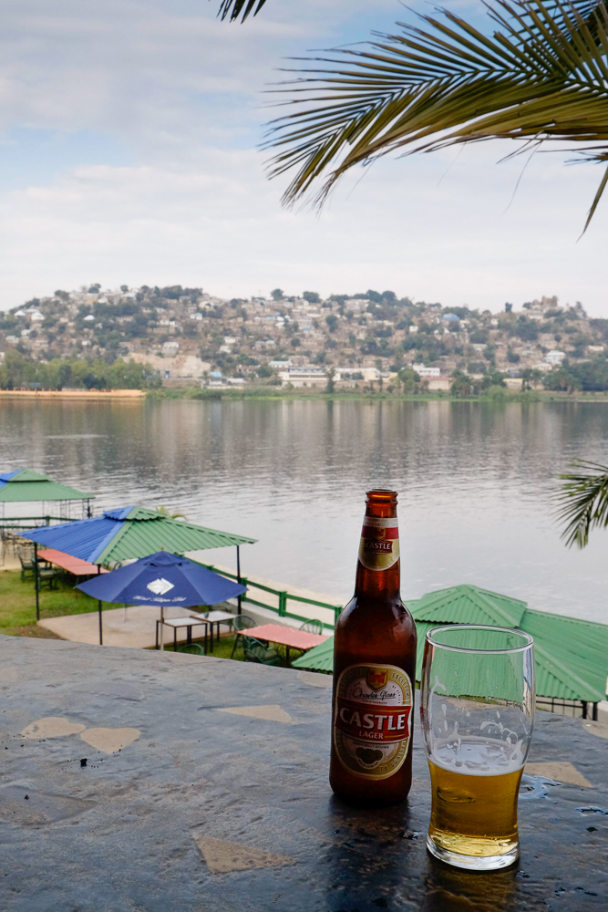 Lakeside in Mwanza.