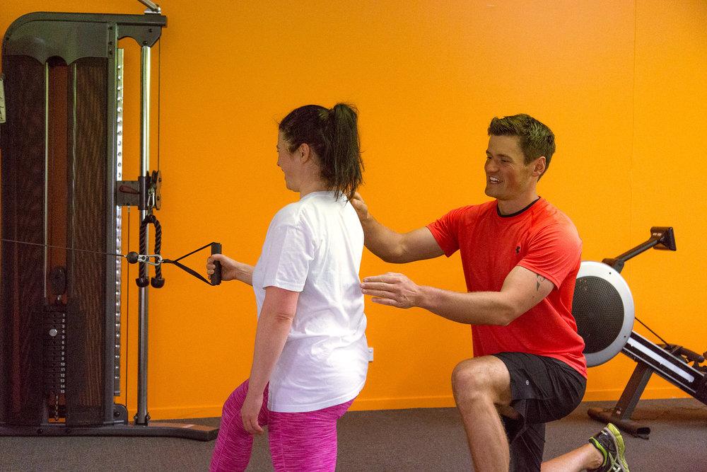 Personal Training -