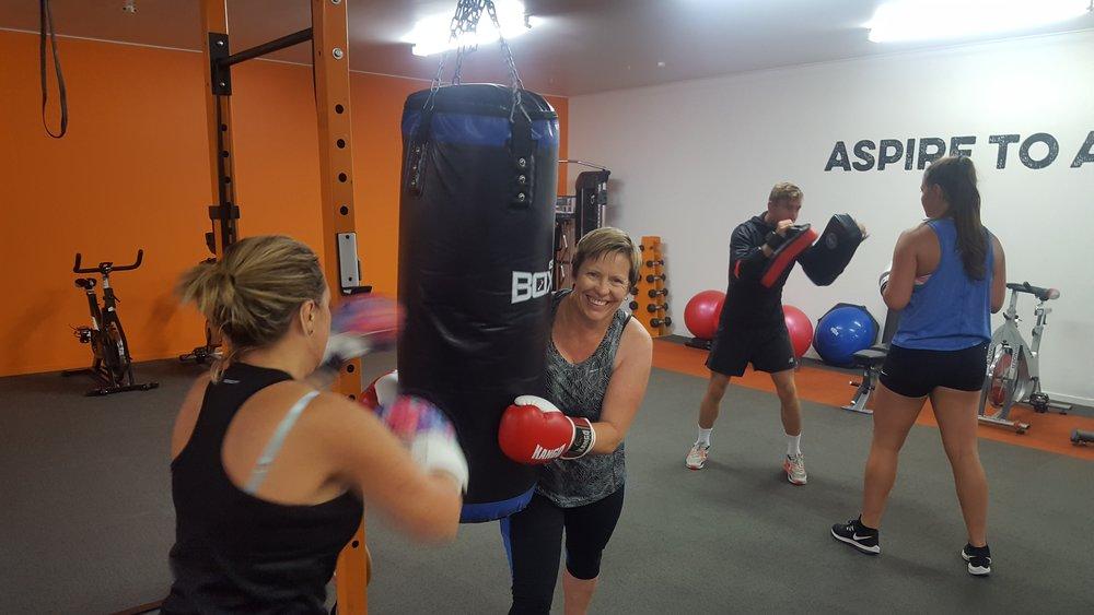 Semi-Private Personal Training -