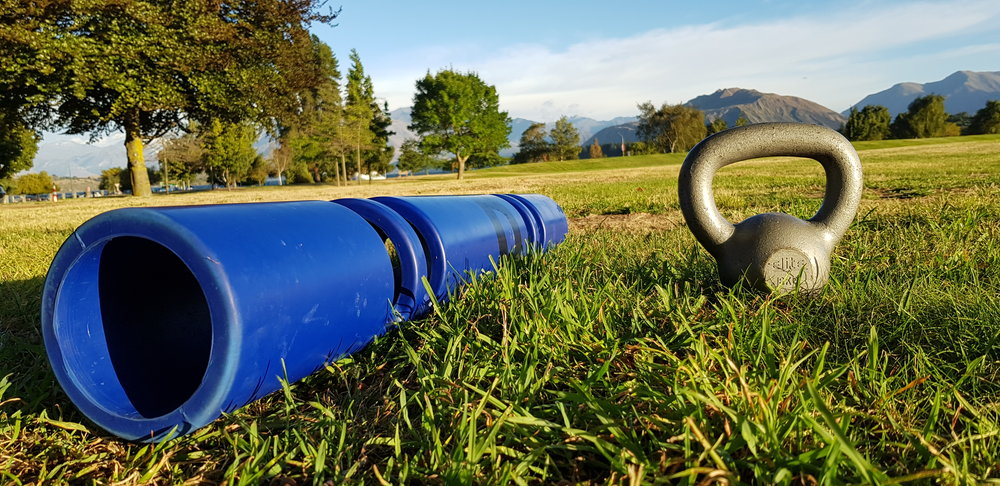 Outdoor gym -