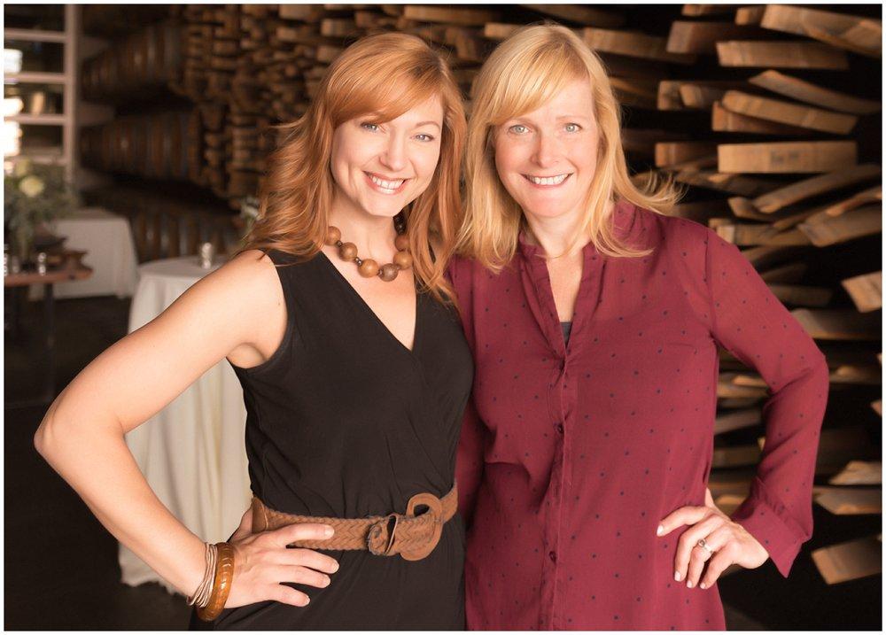 Ravishing Radish:Senior Event Designer,Vickie Peterson &Owner,Lisbet Halvorsen