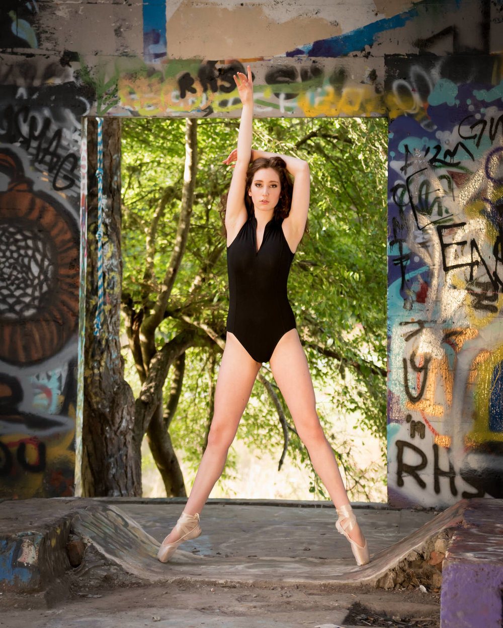 Portal Port Blakely Old Mill Bainbridge Modeling Portfolio Ballerina Pointe.jpg