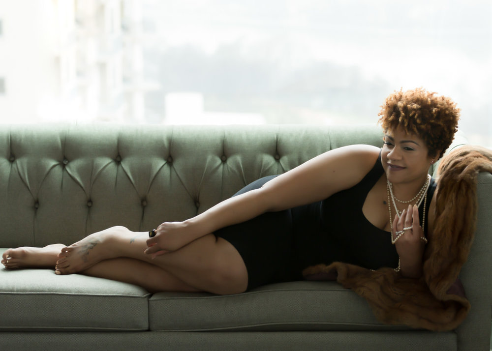 Sexy Elegant Portrait Sofa Seattle Multicultural Woman.jpg