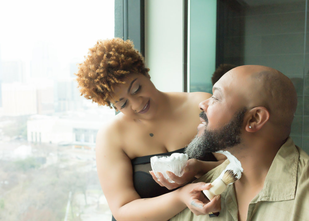 Anniversary Couple Sexy Photoshoot Multicultural African Seattle.jpg