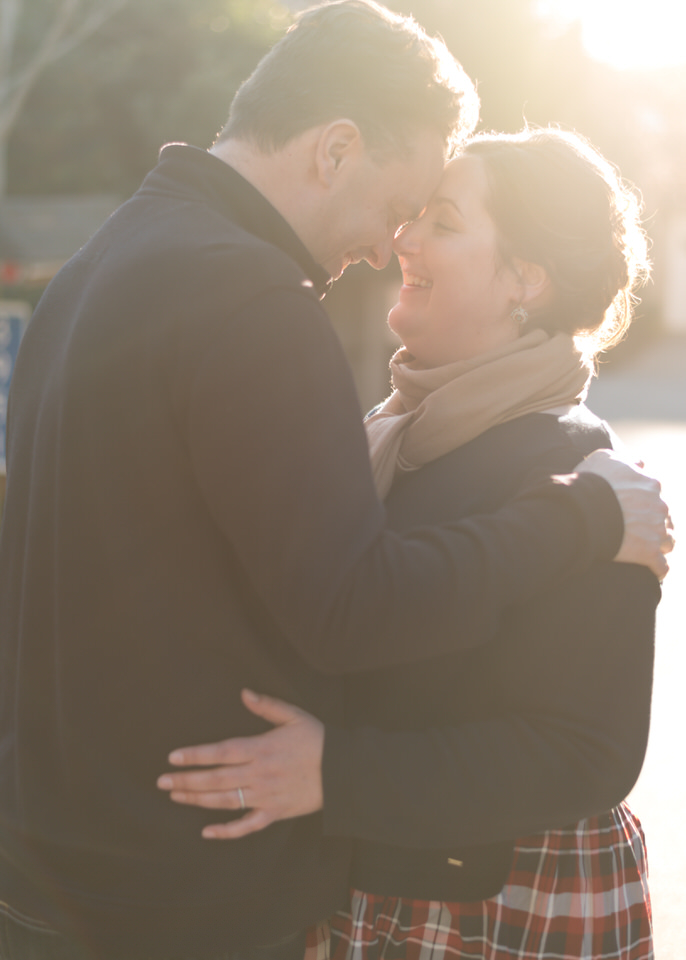 Engagement Photos Bainbridge Island Casual Winter City-25.jpg