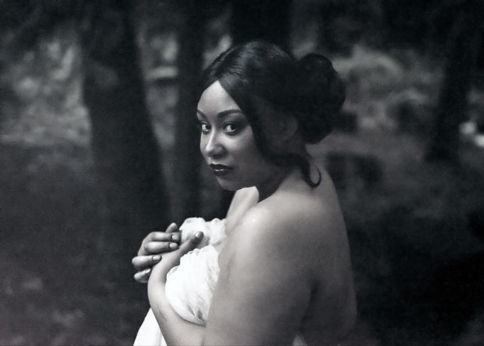 PNW Boudoir Plus Size Christina Servin Photographs Woods Romantic-7.jpg