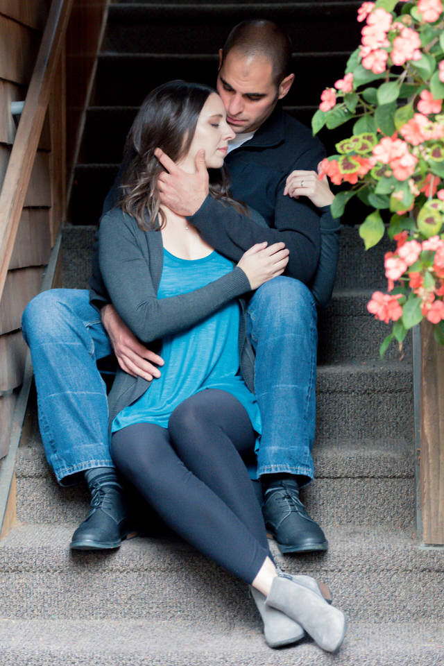 Cannon Beach Town Pavillion Engagement Session Rainy Day Casual-49.jpg
