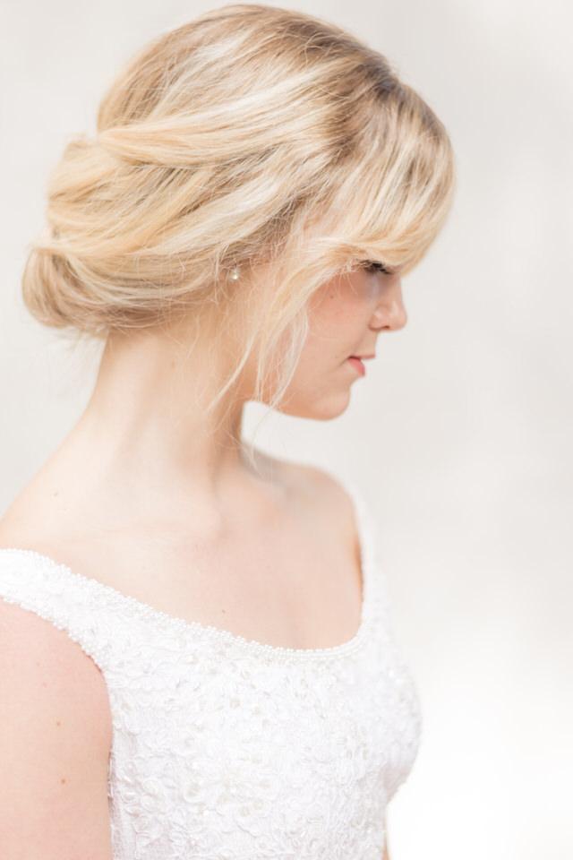 bridal portrait Weddings in Woodinville blond updo bangs-1.jpg