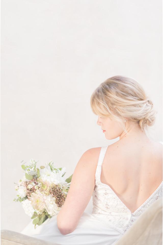 Weddings in Woodinville bridal portraits Christina Servin Photographs light airy vintage-10.jpg