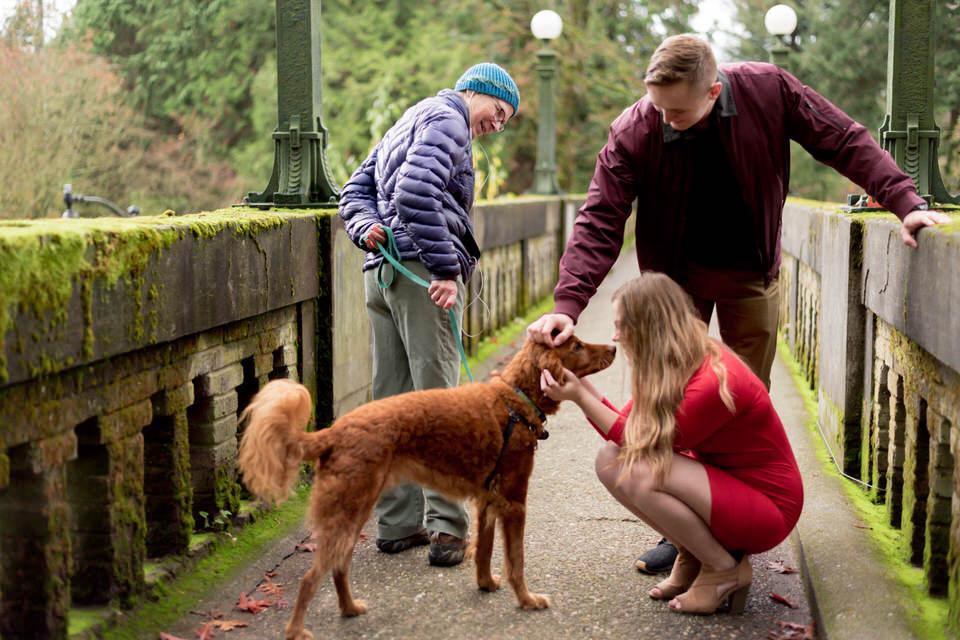 Seattle Engagement C Servin Photographs UW Arboretum Botanic Garden Bridge Portrait-3.jpg