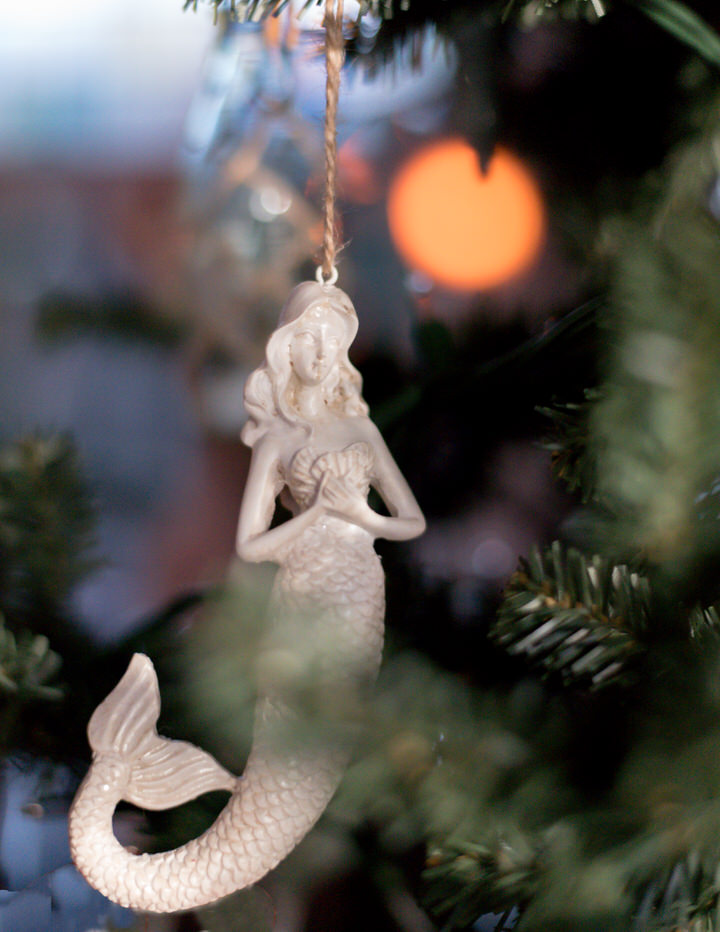 Mermaids are Real Christmas Ornament C Servin Photographs-1.jpg