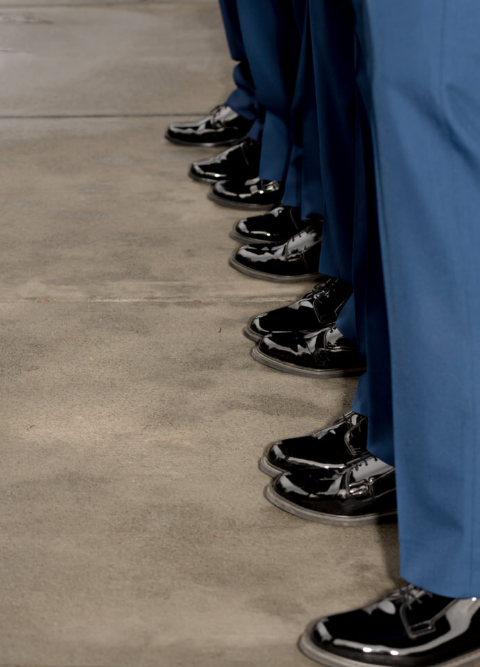 dress blues close up of shoes and groomsmen.jpg