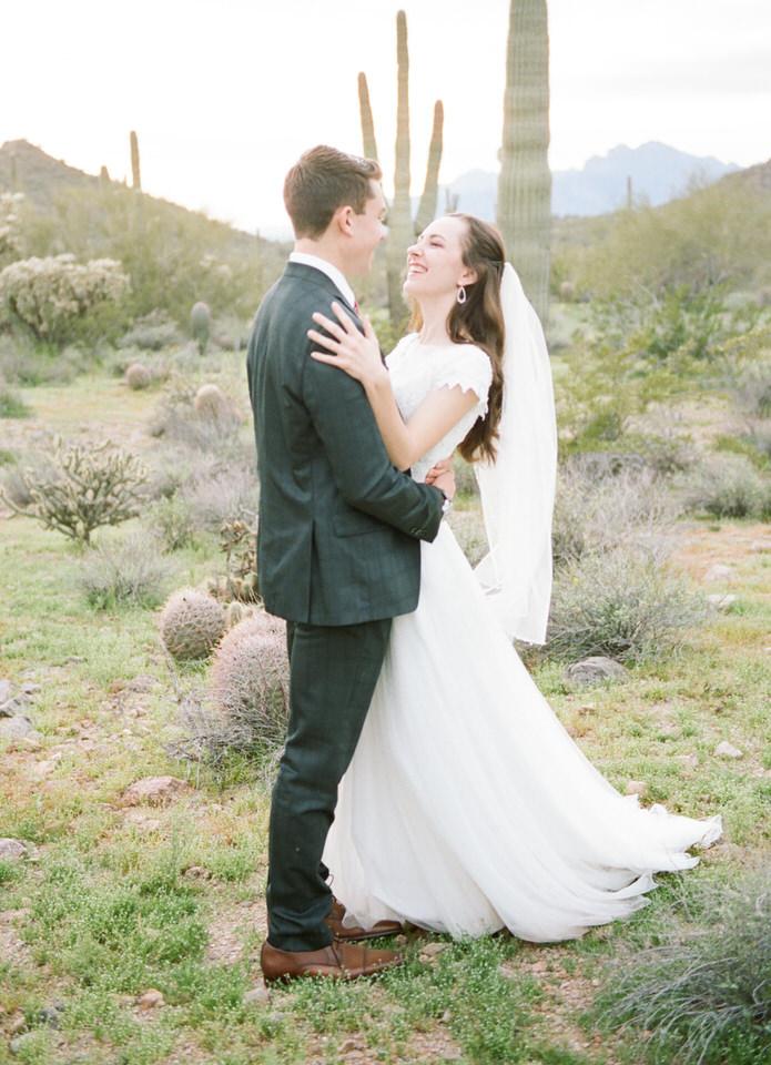 Usery Pass Wedding Portraits Arizona Desert Christina Servin Photographs-18.jpg