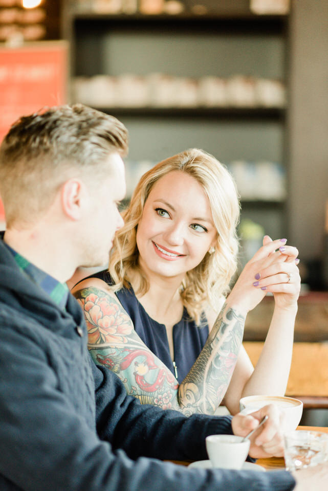 Zoka Coffee Seattle Cafe Engagement Session CServinPhotographs-10.jpg