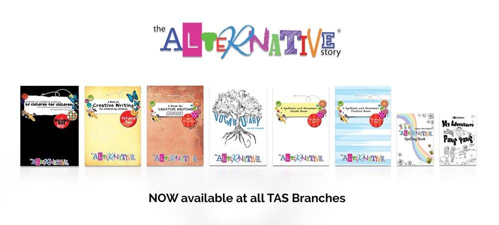 TAS Books