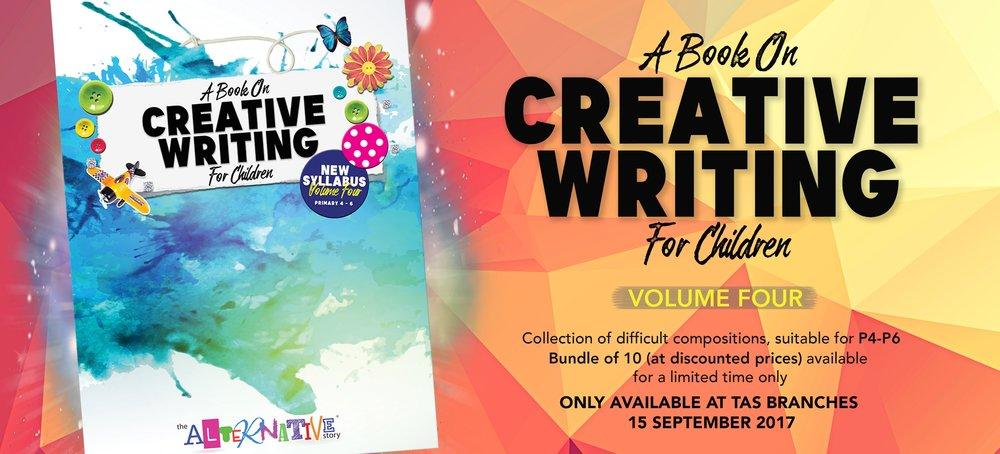 Creative Writing Volume 4