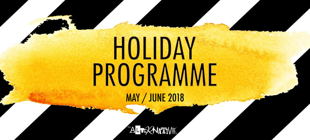 May/June Holiday Programme 2018