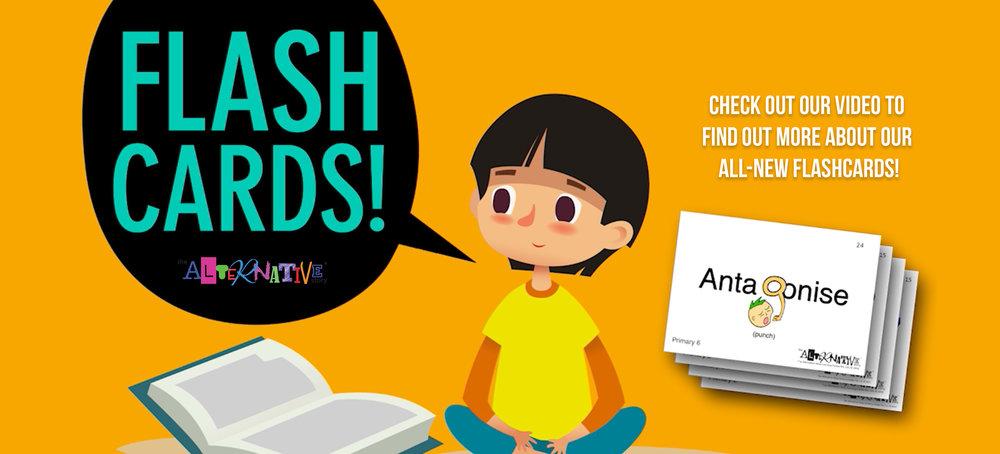 TAS Vocabulary Flashcards