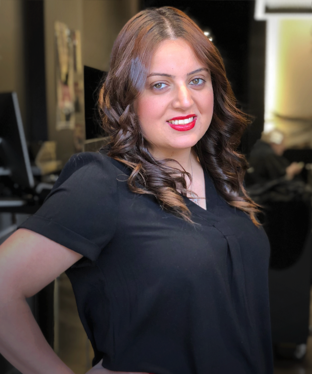 Jocelyn, Client relations  Jocelyn's drive is found in her love for people. She's on the ball when it comes to organising and juggling appointmemts. She makes sure our clients are pampered and well looked after, its the whole experience that matters.