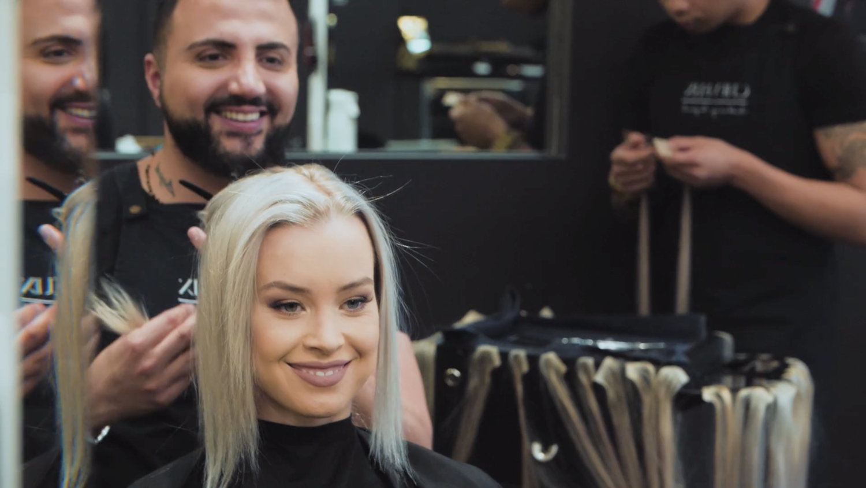 Hair Salon Parramatta Parramattas Award Winning Hairdresser