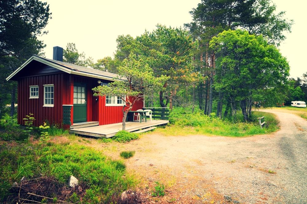 Byskogen Camping - Hyttte Tussbo(2)