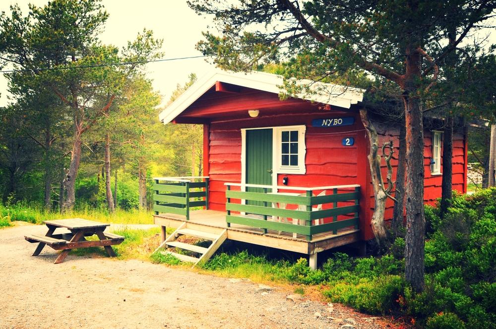 Byskogen Camping - Hyttte Nybo(1)
