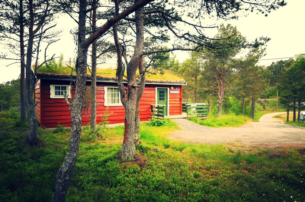 Byskogen Camping - Hyttte Skogheim(1)
