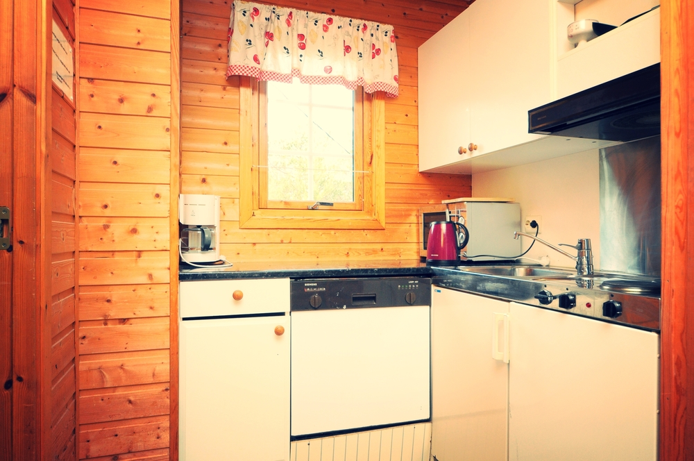 Byskogen Camping - Hyttte Skogheim(5)