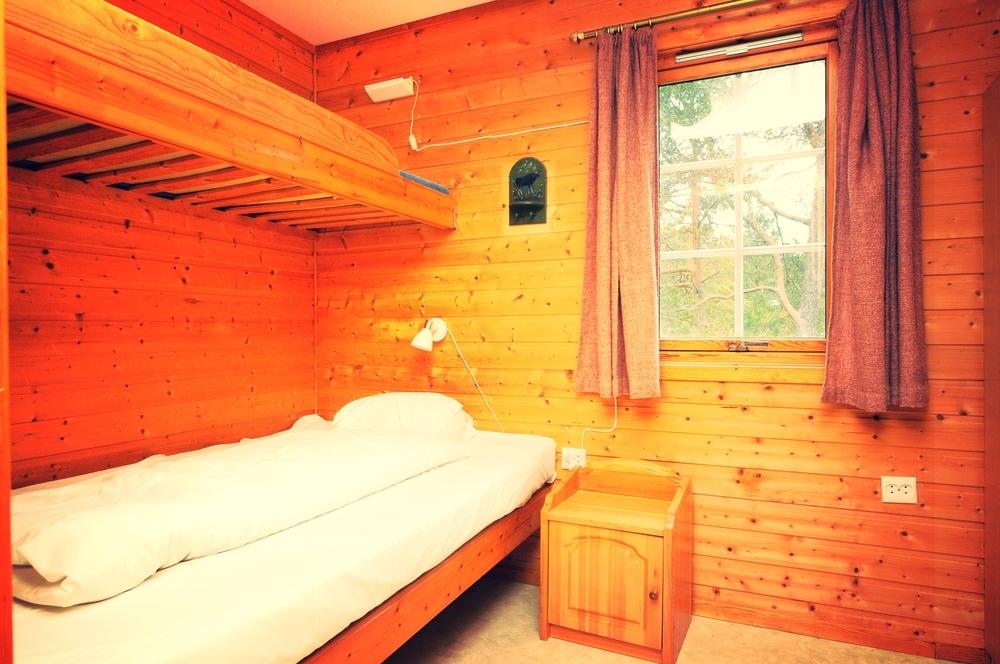 Byskogen Camping - Hyttte Skogheim(6)