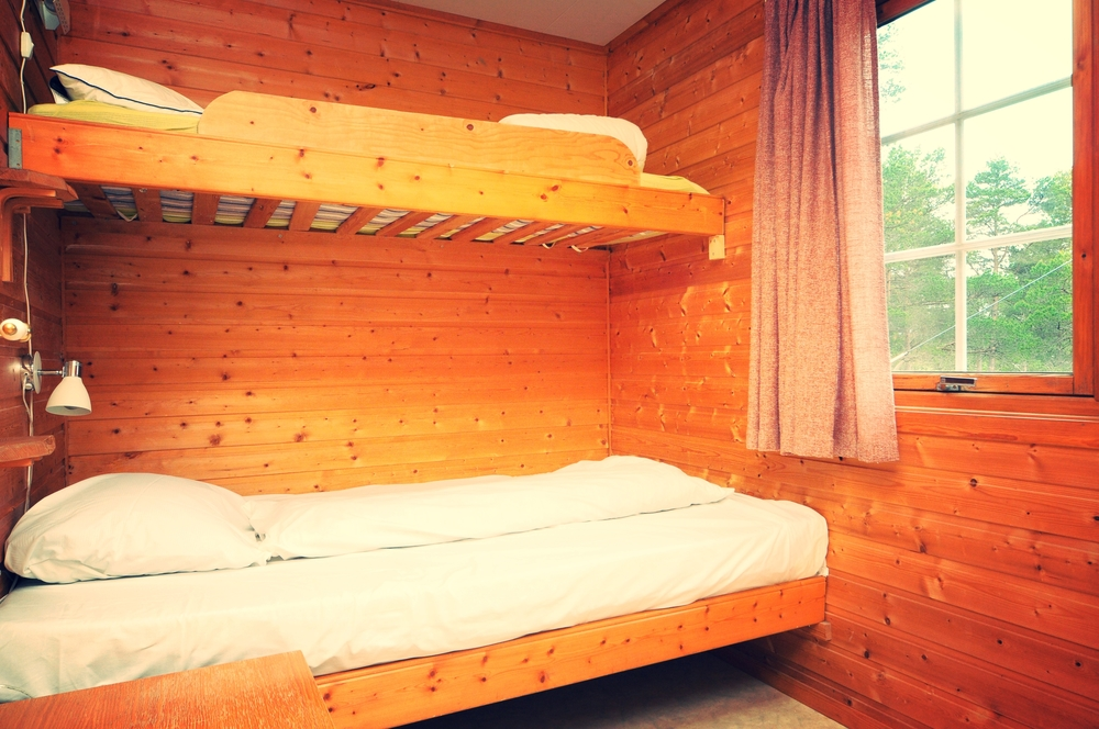 Byskogen Camping - Hyttte Skogheim(7)