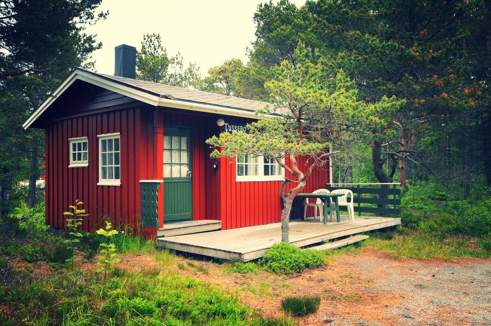 Byskogen Camping - Hyttte Tussbo(1)