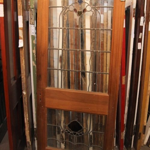 Reclaimed Glazed Four Five And Six Panel Doors Holyrood
